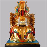 九龙椅玉皇大帝王母娘娘神像生产厂家