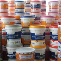 供应各种标准型号防水涂料JS聚氨酯