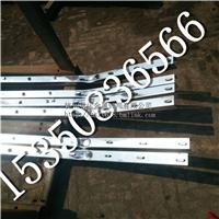 供应护栏网上用立柱c型折弯柱镀锌u型柱