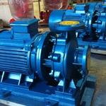 供应ISW40-125立式管道泵型号 管道式离心泵