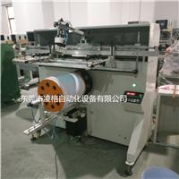 东莞半自动涂料桶印刷机 5A曲面印刷机