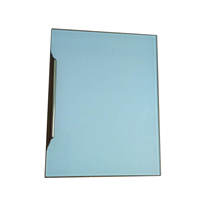 橱柜门板哪种材料好?只选晶钢门板!
