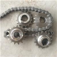 SUS304短节矩12A滚子链  60SS不锈钢链条