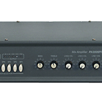 ABK欧比克PA2006P/PA2012P带前置分区功放