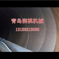 钢管内壁喷砂机钢管内外壁抛丸机