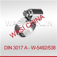 供应DIN3017不锈钢喉箍