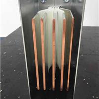 供应IP54密集型母线加工厂五线制燕尾型母线