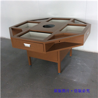 深圳众美德家具定做多功能餐桌