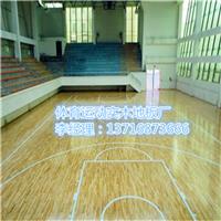 体育木地板,运动木地板价格,篮球馆地板品牌