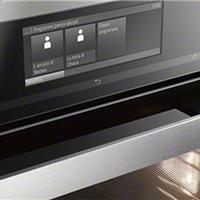 Miele美诺多功能嵌入式电烤箱家用烘焙蛋糕