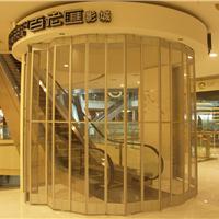 北京电动侧式水晶卷闸门