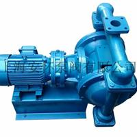 供应上海DBY-10铸铁隔膜泵尺寸厂家直销