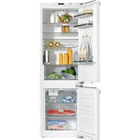 Miele/美诺嵌入式冷藏冷冻冰箱节能双门静音