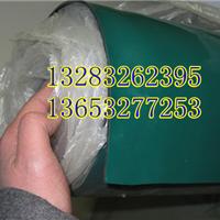 防静电橡胶板 2mm 3mm 5mm 防静电地板 黑绿复合耐磨工作垫