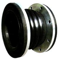 RFGD管道减震法兰软接头、橡胶法兰柔性接头