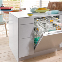 Miele美诺家用洗碗机全自动智能刷碗全嵌式
