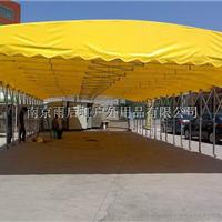 供应南京移动雨蓬,推拉篷伸缩遮阳棚
