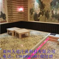 河南新乡市有哪些汗蒸房装修公司天道汗蒸