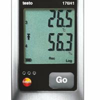 供应德图TESTO温湿度记录仪176H1