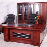 南昌办公桌,实木班台,老总桌子厂家
