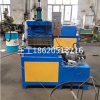置物架轮管机 货架钢管轮管机 置物架生产线