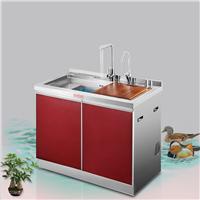 厂家直销织嫁悦集成水槽不锈钢橱柜洗碗槽