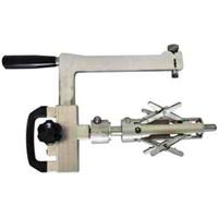供应PE管旋转刮刀ERS200手动操作圆周刮皮
