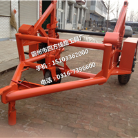 液压式放线拖车 机械电缆拖车型号
