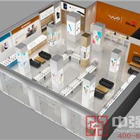 供应无锡手机展示柜台设计制作
