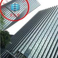 广州高空幕墙(外墙)玻璃自爆更换安装
