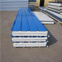 供西宁彩钢复合板和青海彩钢夹芯板价格