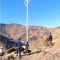 龙泉6米太阳能路灯价格表配置表