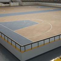 篮球塑胶地板 体育馆运动地胶