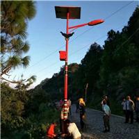 百色民族特色锂电智能型太阳能路灯厂家