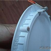 超薄面板灯用途已经流行家装及商业照明
