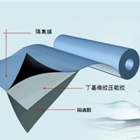 供应IIR丁基橡胶防水卷材价格 丹东三冠防水