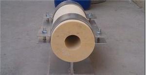 供应南充阻燃聚氨酯保温管托图形-规格