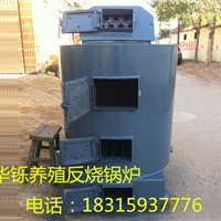 华铄养殖反烧锅炉HS-6锅炉厂家直销