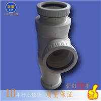 厂家直销排水管件upvc同层单立管漩流三通
