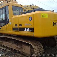 二手现代215-7挖掘机出售