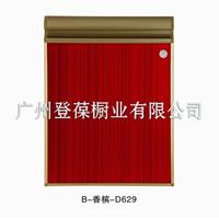 钢化玻璃门板环保晶钢门钛晶门板精钢橱柜门