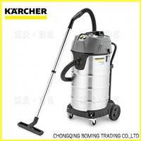 重庆90L超大容量吸尘吸水器 石料厂清洗机