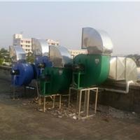 广州广旭专业厨房排烟管道系统通风系统安装