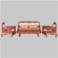 红木世家沙发厂家直销实木客厅组合沙发
