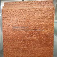 木纹金属雕花板 室内外墙板 保温隔热