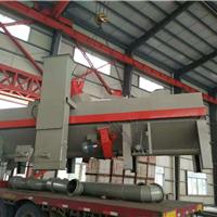 铝板喷砂机 佛山铝型材喷砂机钢材表面处理