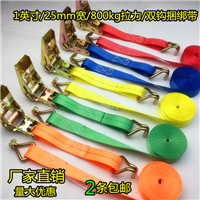 拉紧器捆绑带 捆绑器出口型紧绳器收紧器