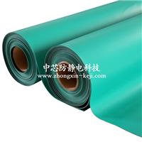 2mm1:1双层实心防静电台垫 绿色 耐磨
