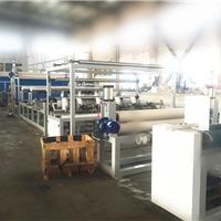 TPR宽幅地毯覆膜涂胶生产线设备