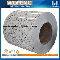江阴沃丰供应供应印花钢板,大理石彩涂钢板